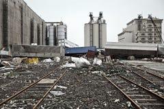 Tsunami Giappone Fukushima 2011 Immagine Stock Libera da Diritti