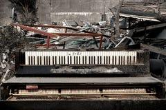 Tsunami Japan 2011 Fukushima Fotografia Royalty Free