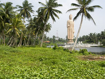 Tsunami Memorial, Sri-Lanka Royalty Free Stock Photos