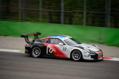 Tsunami rechts Porsche 911 Kop in Monza Royalty-vrije Stock Afbeeldingen