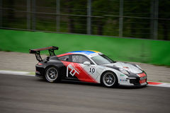 Tsunami RT Porsche 911 Cup at Monza Royalty Free Stock Images