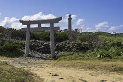 Tsunoshima Todai公园 免版税库存照片