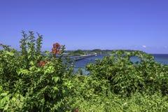 Tsunoshimabrug Royalty-vrije Stock Foto