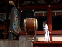 Tsurugaoka Hachimangu, Kamakura, Japan Stock Images