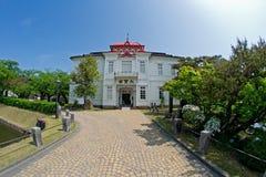 Tsuruoka park, Taiho muzeum Zdjęcie Royalty Free
