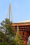 Tsuzumi-mon (Wooden Gate) at Kanazawa Railway Station Stock Photography