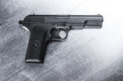 TT pistol Stock Images
