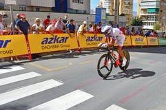 TT Time Trial Team FDJ Stock Photography