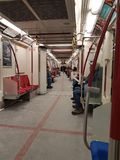TTC Subway Line 1 stock image