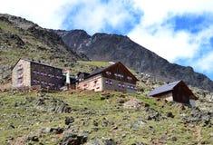 Tte de ¼ de HÃ dans les Alpes autrichiens Photos stock