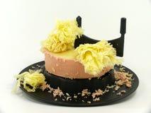 Tête de Moine cheese Royalty Free Stock Photo