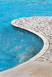 Tthe Swimming Pool Stock Photography
