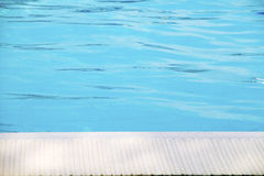 Tthe Swimming Pool Royalty Free Stock Images