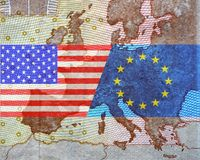 TTIP Royalty Free Stock Images