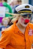 TTIP-SPIEL ÜBER Aktivisten in der Aktion während einer allgemeinen Demonstration Stockfotos