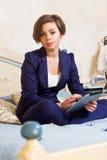 Фttractive ung kvinna Royaltyfria Foton