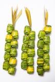 Ttraditional-Snack - Miang Kham Stockbilder