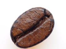tätt kaffe för böna som skjutas upp Royaltyfri Foto