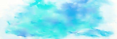 Tturquoise i fiołek Zdjęcia Royalty Free