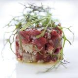 Tuńczyk smoły tara Fotografia Stock