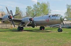 TU-4 αεροπλάνο βομβαρδιστικών αεροπλάνων Στοκ Εικόνες