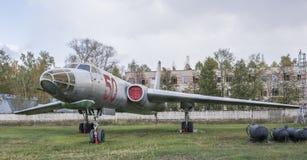 TU-16, μεγάλης ακτίνας βομβαρδιστικό αεροπλάνο, 1952 στοκ εικόνες