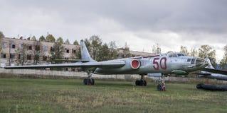 Tu-16, дальний бомбардировщик, 1952 Стоковое фото RF