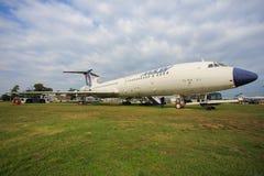 TU 154 库存照片