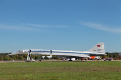 Tu-144 Stock Photos