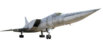 Tu-22M bomber Stock Photo