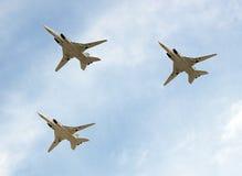 Tu-22M3 fotografia de stock royalty free