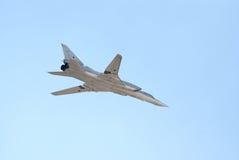 Tu-22M3 bomber Stock Photography