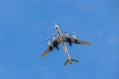 Tu-95 Photos libres de droits