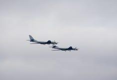 Tu-95   Photo libre de droits
