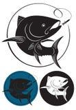 tuńczyk royalty ilustracja