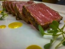 Tuńczyka Sashimi Zdjęcia Royalty Free