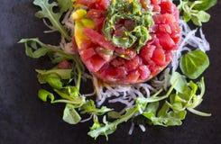 Tuńczyka winnika naczynie Zdjęcie Stock