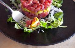 Tuńczyka winnika naczynie z rozwidleniem Zdjęcia Royalty Free