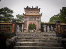 Tu Duc in Hue - Vietnam. Tu Duc in Hue in Vietnam stock image