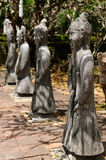 Tu Duc Statues in Vietnam Royalty Free Stock Image