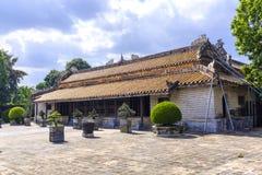 Tu Duc Tomb cerca de la tonalidad, Vietnam fotografía de archivo