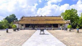Tu Duc Tomb cerca de la tonalidad, Vietnam imagen de archivo