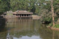 Tu Duc Tomb - Hue - Vietnam Royalty Free Stock Image