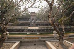Tu Duc Tomb (Khiem Tomb) Royalty Free Stock Image