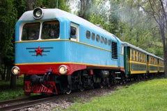 TU2-152, rostov-op-trek aan Royalty-vrije Stock Afbeeldingen