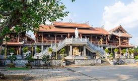 Tu Sac Khai Doan pagoda Daklak, Vietnam Royalty Free Stock Image