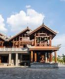 Tu Sac Khai Doan pagoda Daklak, Vietnam Royalty Free Stock Photography