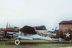 TU-2T 免版税库存照片