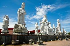 Tua Pek Kong Temple, Sitiawan, Malaisie Images stock