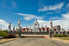 Tua Pek Kong Temple, Sitiawan, Malaysia Royalty Free Stock Images